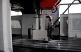 海特龙门加工中心加工耐火材料